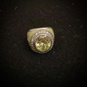 Vintage custom ring